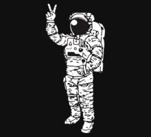 Astronaut Peace by Matt West