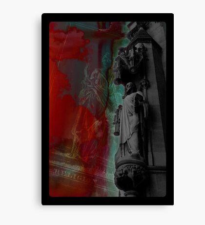 Religion Tarot Canvas Print