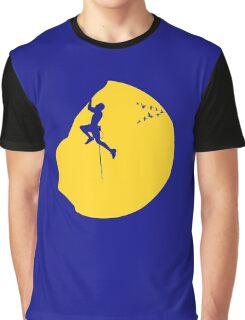 Cool Rock Climbing Mountains Sport T-shirt Graphic T-Shirt