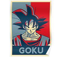 Goku Poster