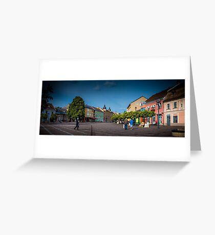Esztergom, Hungary Greeting Card