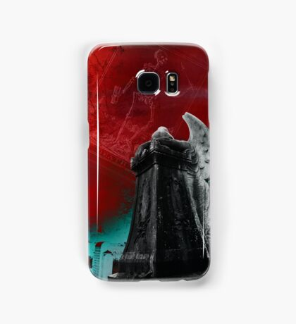 Death Tarot Grave Samsung Galaxy Case/Skin