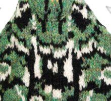 Merveille Du Jour (Griposia Aprilina) - Knitted Moth Sticker