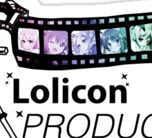 Lolicon Productions  Sticker