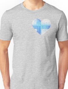 Womens Finland Heart T Shirt Hoodie & More Unisex T-Shirt
