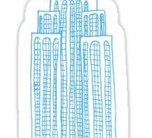 Empire State Sticker