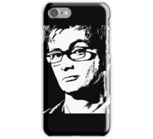David Tennant: 10th Doctor iPhone Case/Skin