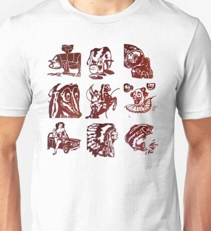 Billboard Series Unisex T-Shirt