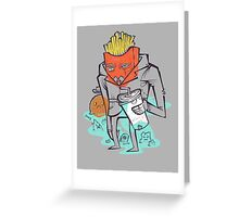 Incognito Combo Greeting Card