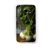 Still Life with Turnips Samsung Galaxy Case/Skin