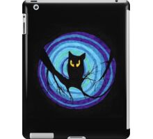 time for child stories: the EVIL OWL iPad Case/Skin