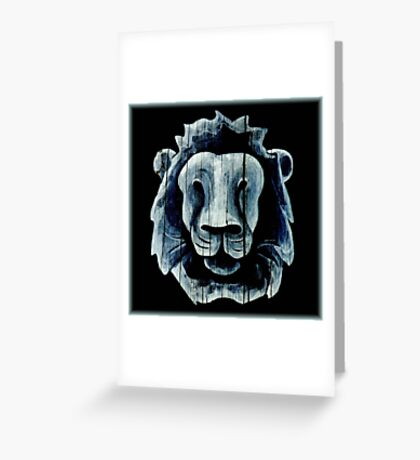 Bestiary 2017 ~ Part Two Greeting Card