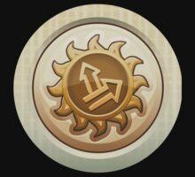 Glitch Achievement first humbaba emblem by wetdryvac