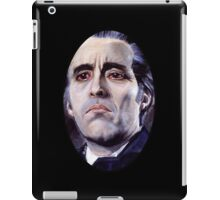 He is the embodiment of all that is evil. iPad Case/Skin