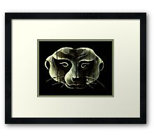 Bestiary 2017 ~ Part Eight Framed Print