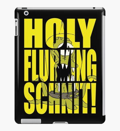 Holy Flurking Schnit! iPad Case/Skin