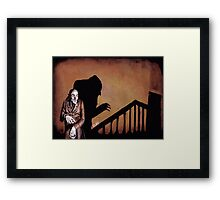 A Symphony of HORROR! Framed Print