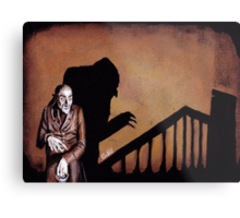 A Symphony of HORROR! Metal Print