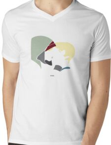 SKAM - Evak Isak + Even Mens V-Neck T-Shirt