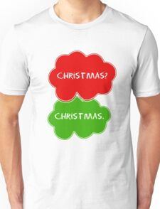 The Fault In Our Stars Christmas Unisex T-Shirt