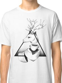 Metaphisical Deer Classic T-Shirt