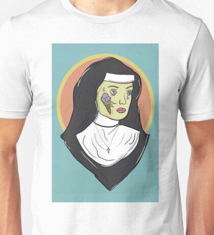 Nun  Unisex T-Shirt