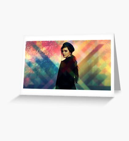 Emma Greeting Card