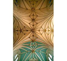 St Edwards Church Photographic Print