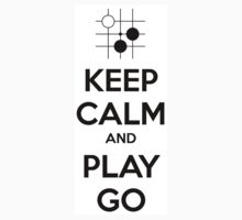 Keep Calm and Play Go T-Shirt