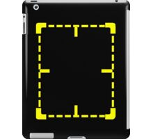 The Machine knows you know iPad Case/Skin