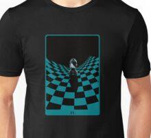 Chessboard Tarot Card Unisex T-Shirt