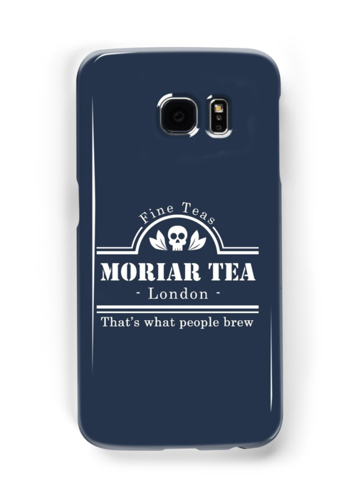 MoriarTea: What People Brew (white) by sirwatson