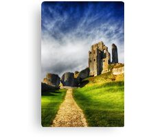 The Old Castle Canvas Print