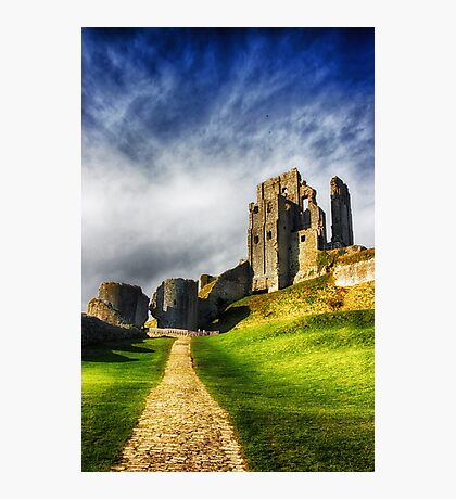 The Old Castle Photographic Print