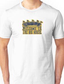 The Big House Vintage Stadium Unisex T-Shirt