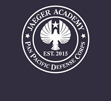Jaeger Academy logo in white! Hoodie
