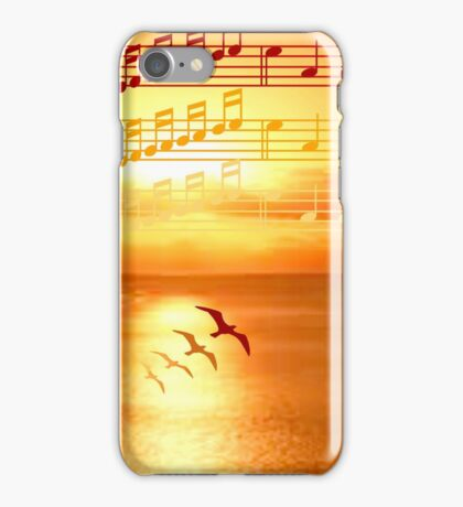 Musical Fantasy No 2 iPhone Case/Skin