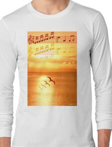 Musical Fantasy No 2 Long Sleeve T-Shirt