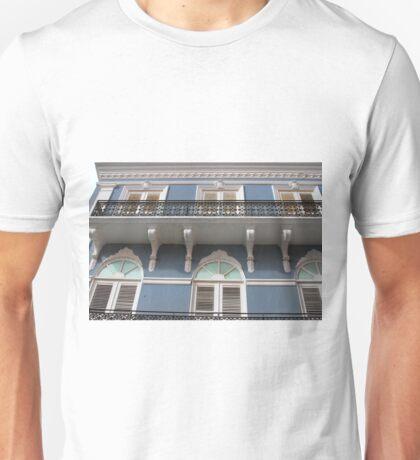 Azul Unisex T-Shirt