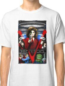 V TV Show Visitor Alien Diana  Classic T-Shirt