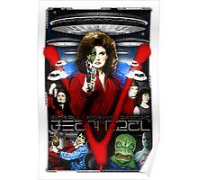 V TV Show Visitor Alien Diana  Poster