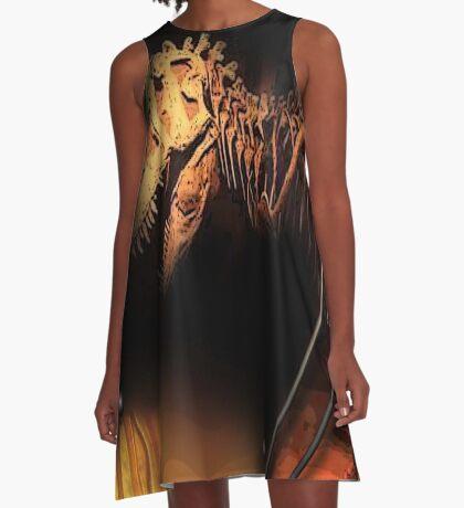 dino A-Line Dress