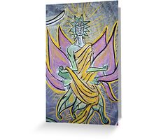 Astral Angel • August 2004 Greeting Card