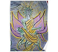 Astral Angel • August 2004 Poster