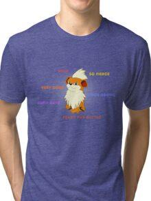 Such Growlithe Tri-blend T-Shirt