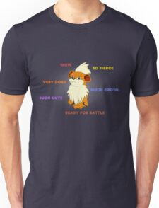 Such Growlithe Unisex T-Shirt