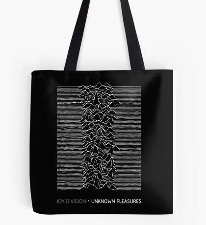 Joy Division - Unknown Pleasures Tote Bag