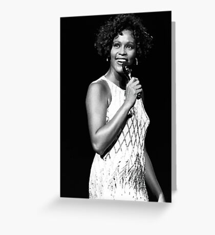 Whitney#2 Greeting Card