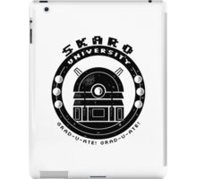 Dalek College iPad Case/Skin