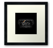 Mix Tape Framed Print